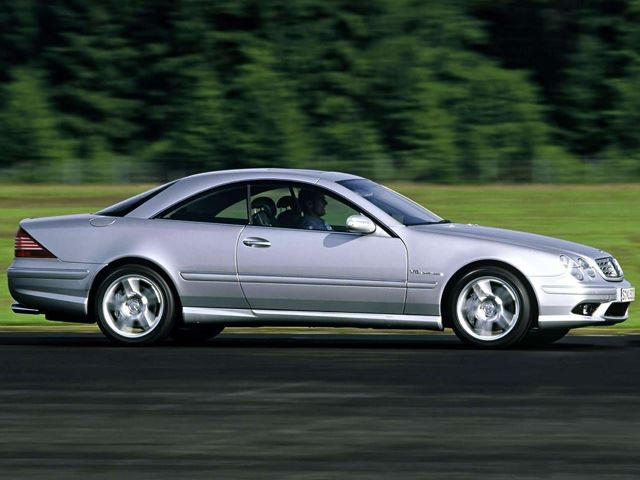 Depreciation Kings: Mercedes CL55 AMG   CarBuzz