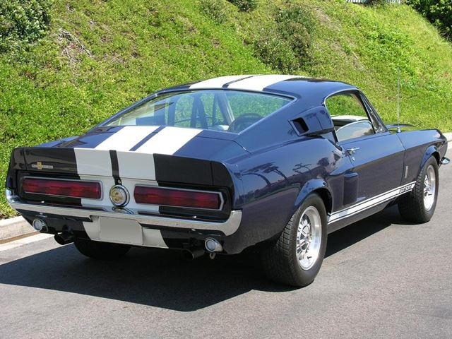 What Happened to Jim Morrison's Shelby GT500? | CarBuzz