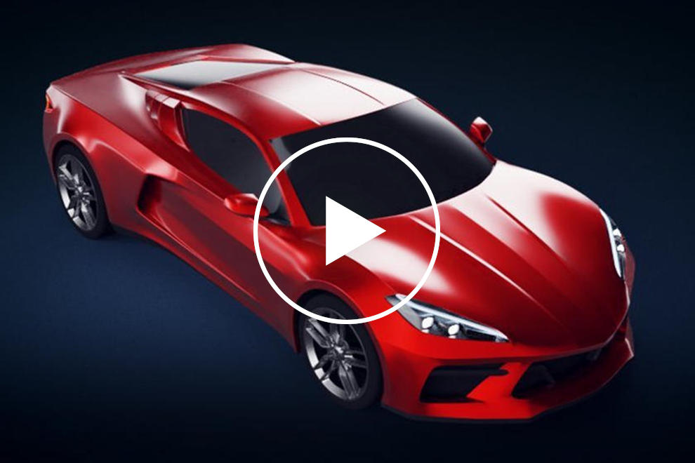 The C8 Corvette Will Be A Practical Supercar | CarBuzz