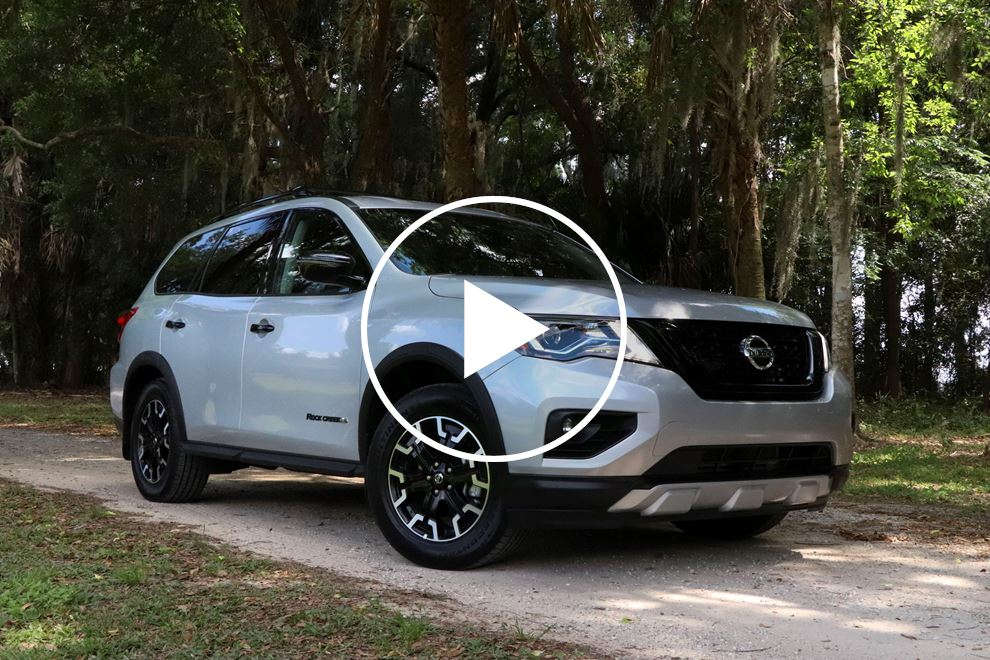Why The 2020 Nissan Pathfinder Rock Creek Edition Makes ...