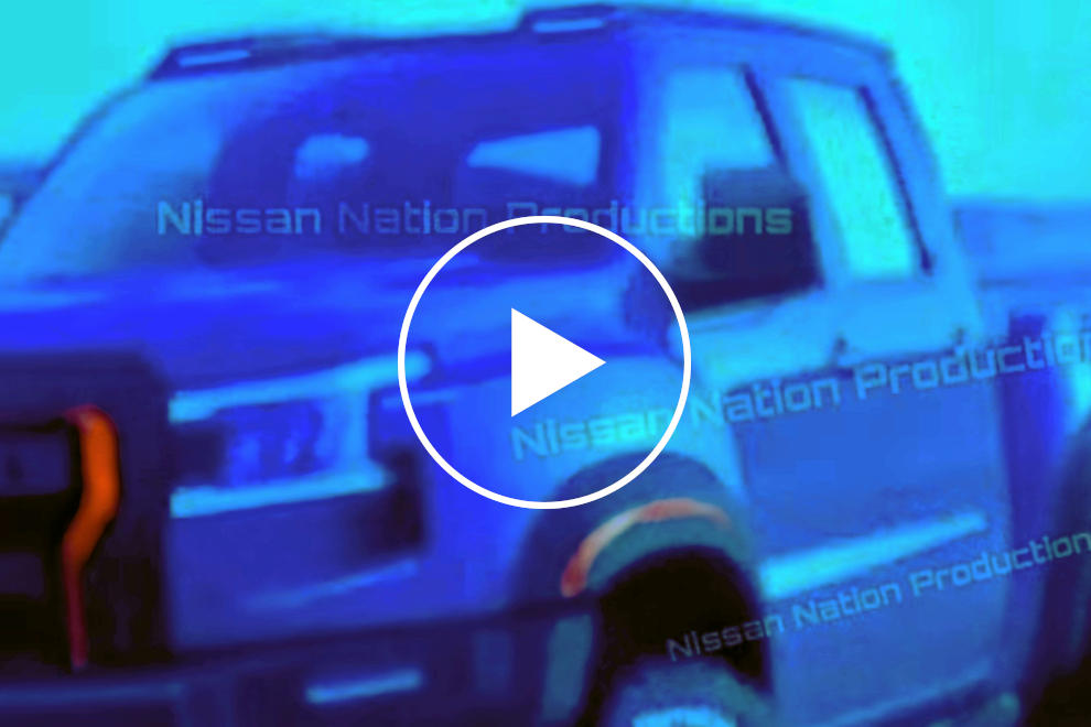 Best Used Trucks >> LEAKED: This Is The 2021 Nissan Frontier   CarBuzz