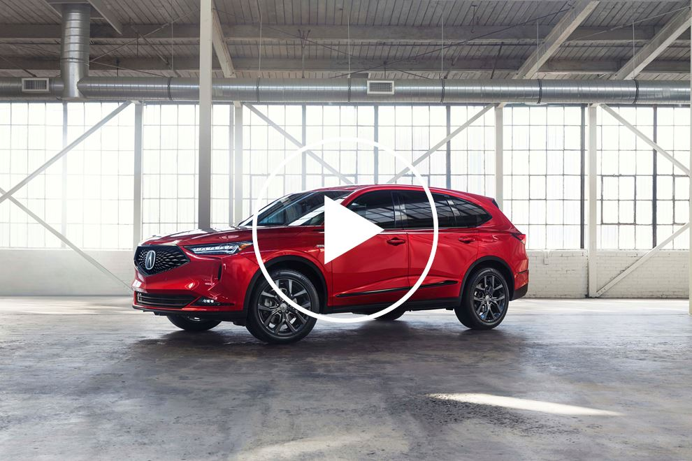 2022 acura mdx revealed with major redesign   carbuzz