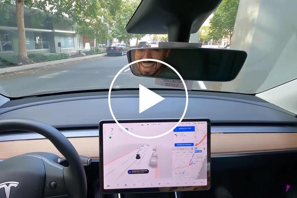 Tesla's 'Full-Self Driving' Update 10 Is Still Pretty Scary