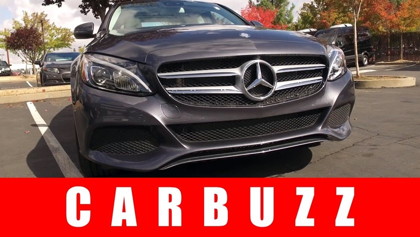 2016 Mercedes-Benz C300 Unboxing - Has The BMW 3 Series Finally Met Its  Match?
